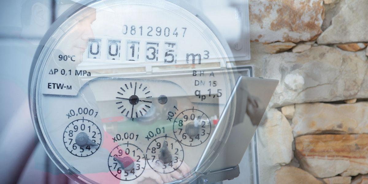 remote water metering